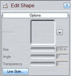 edit shape